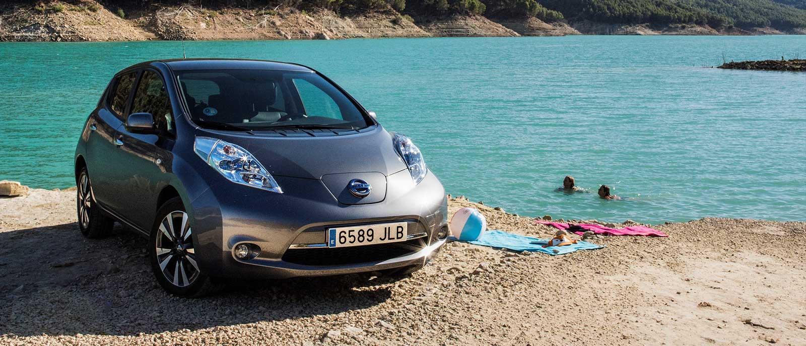 Nuevo Plan Movea para la comprar un coche híbrido Nissan Leaf