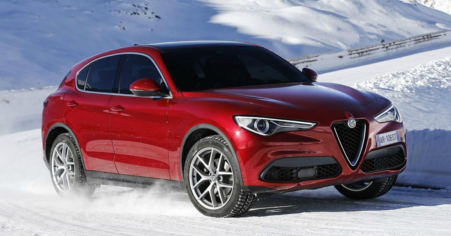 Alfa Romeo Stelvio finalista coche del año en Europa 2018