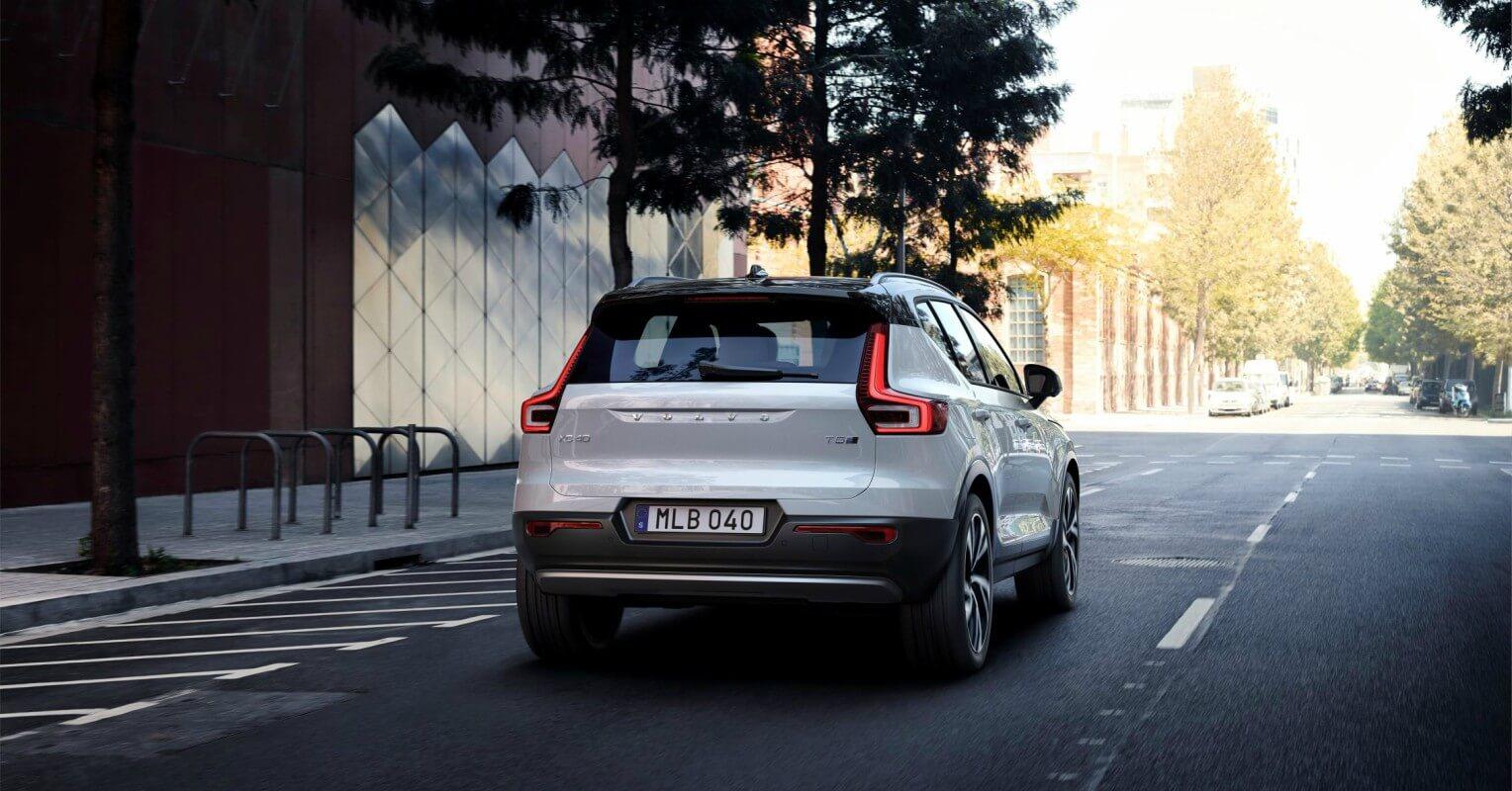 Volvo XC40 finalista coche del año en Europa 2018