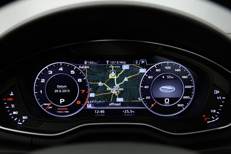 Virtual Cockpit Grupo Volkswagen