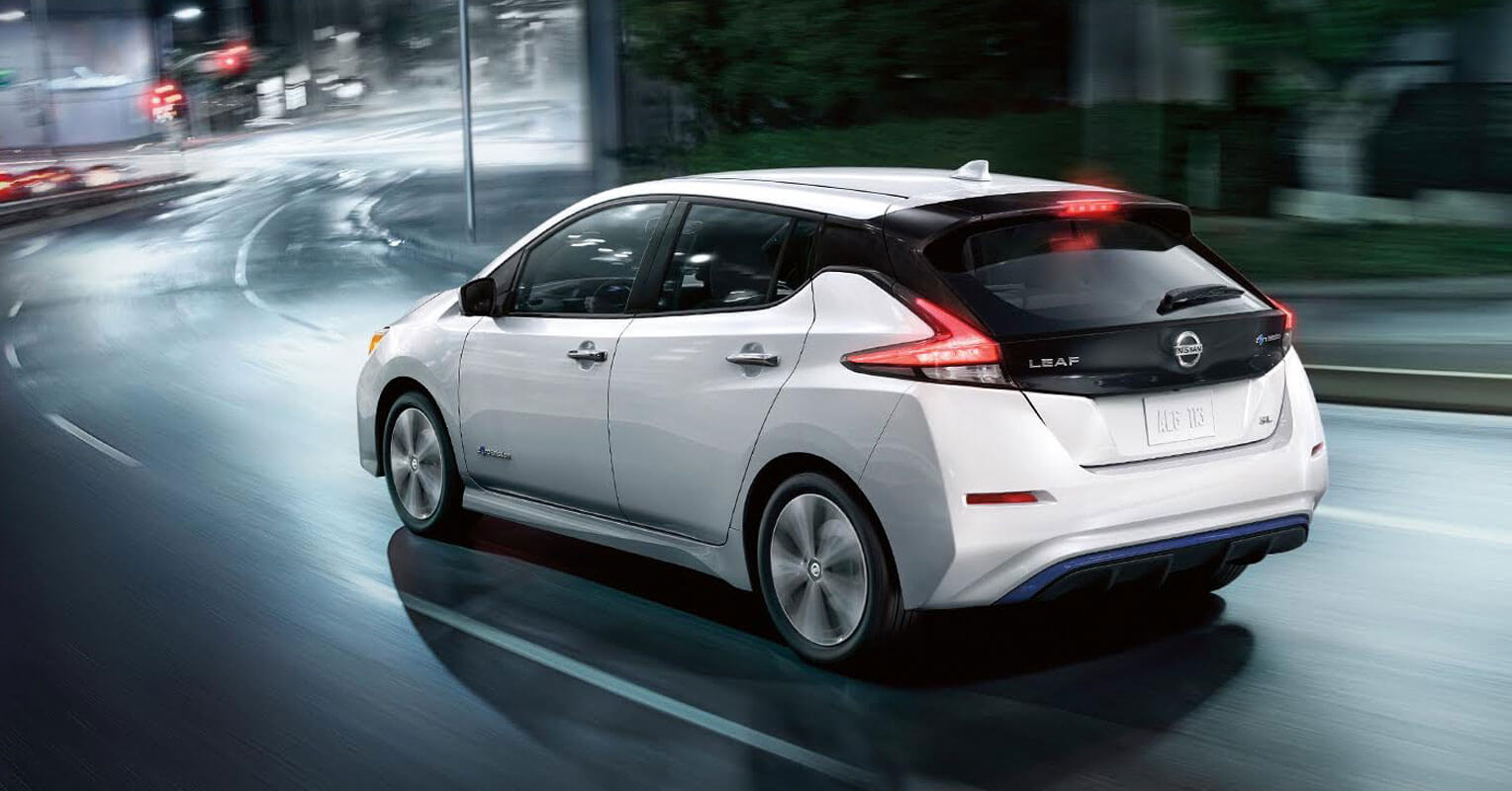 coche eléctrico ev leaf