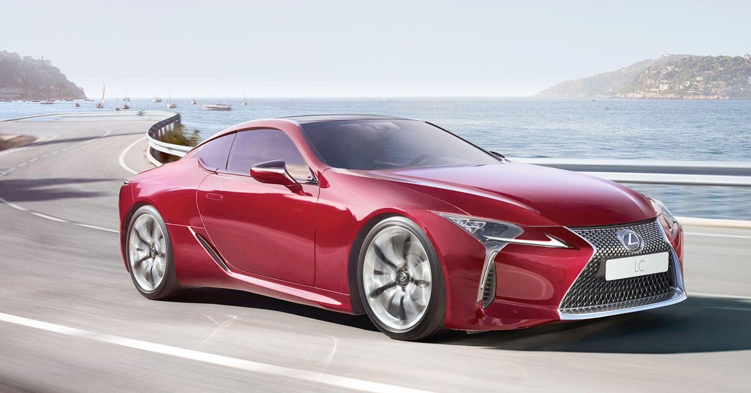 marcas de coches más fiables lexus