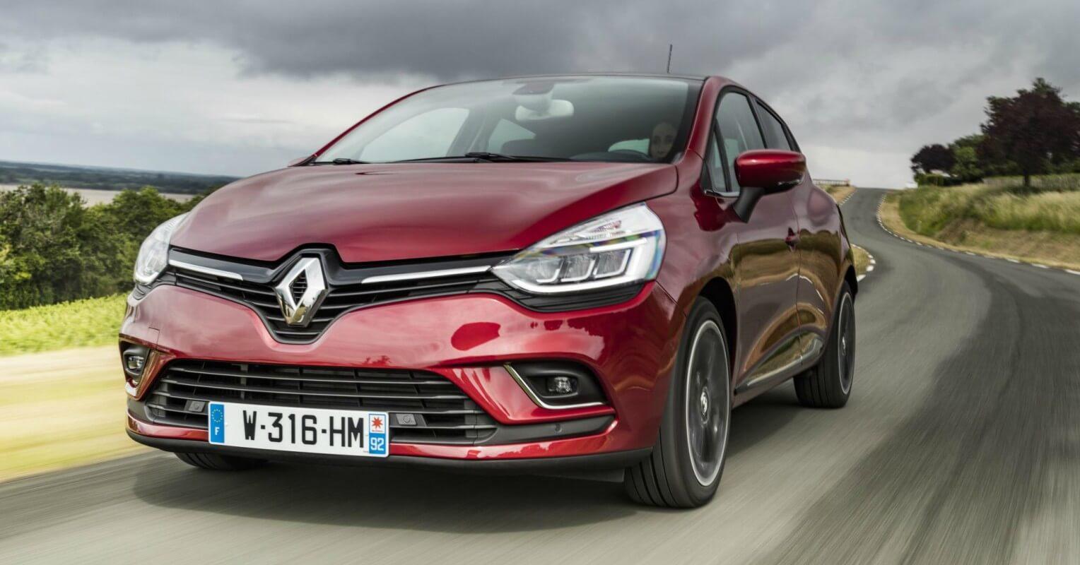 Renault Clio noviembre 2018
