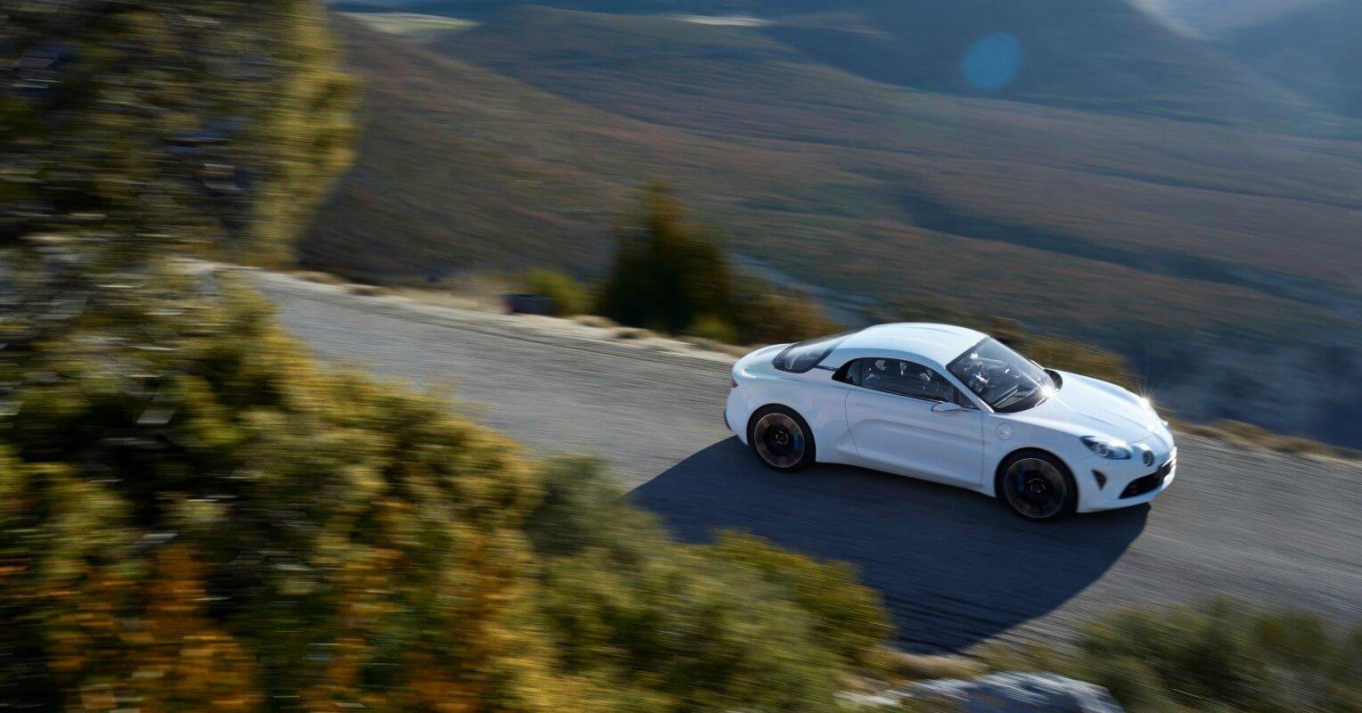 coches nuevos 2018 Alpine A110