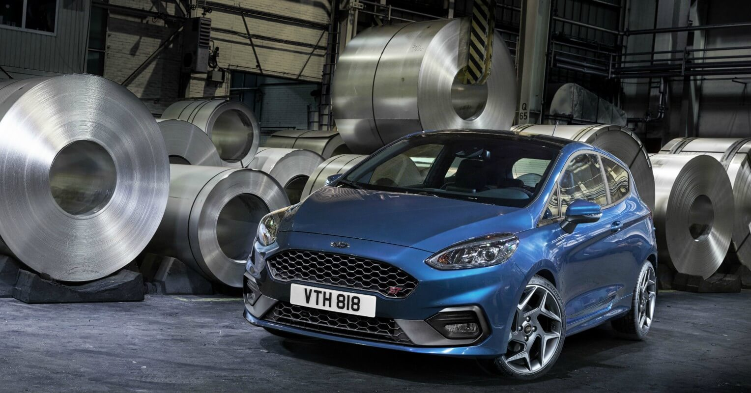 coches nuevos 2018 Ford Fiesta ST