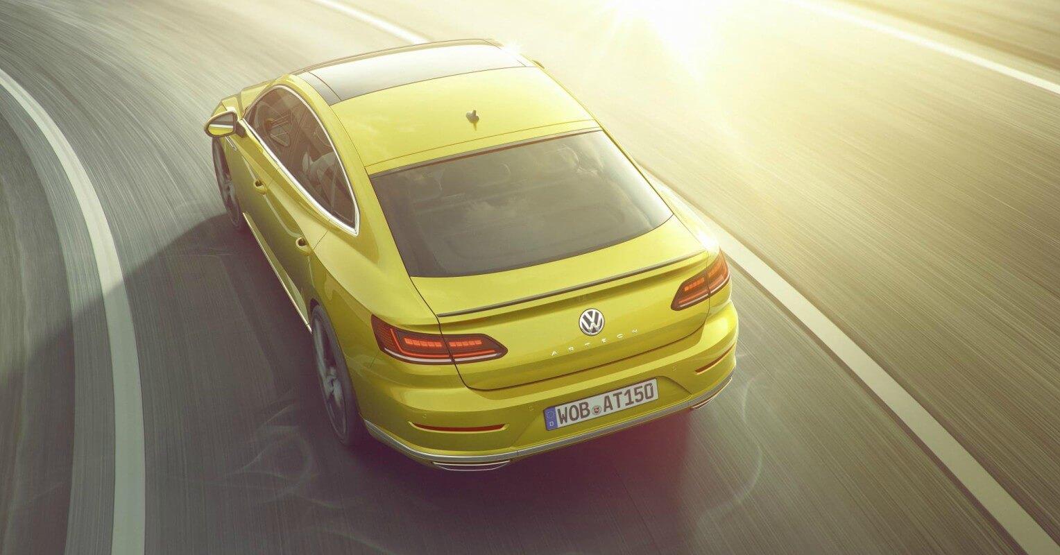 Coches de 2017 Volkswagen Arteon