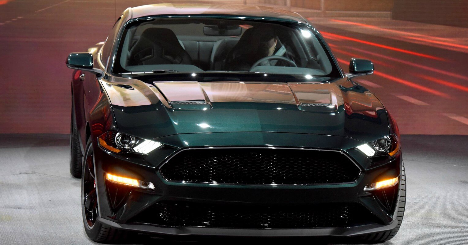 Ford Mustang Bullitt