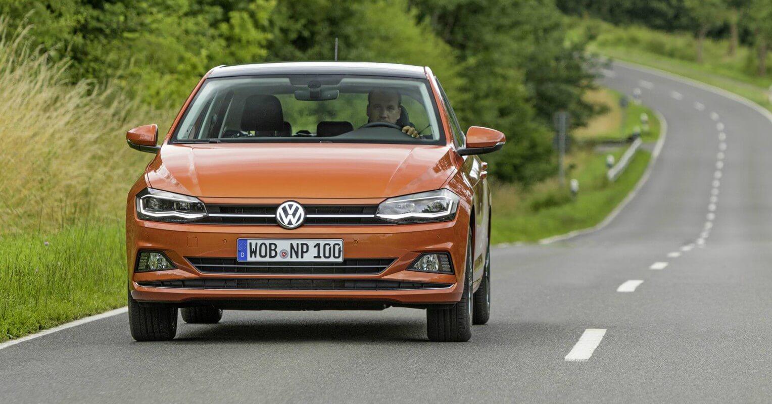 Volkswagen Polo coches más seguros de 2017