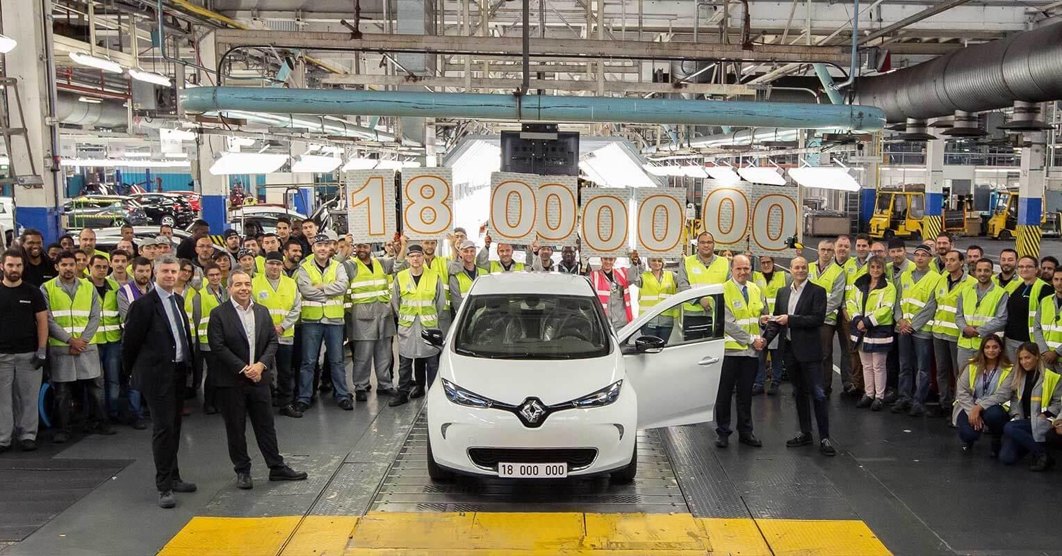 marcas de coches más vendidas Renault