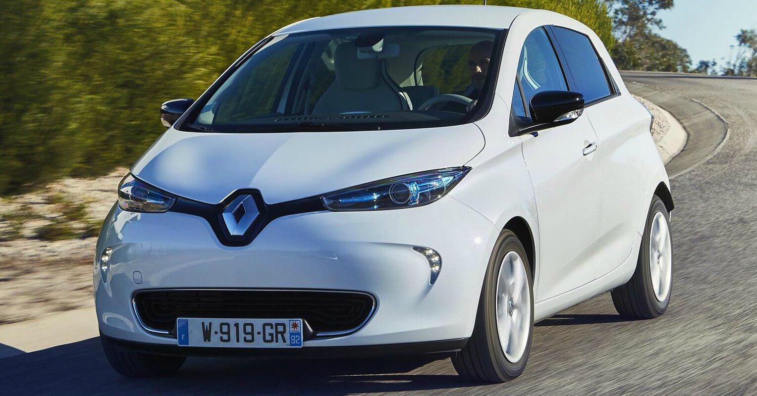 Renault ZOE, de los coches eléctricos más vendidos en enero de 2018