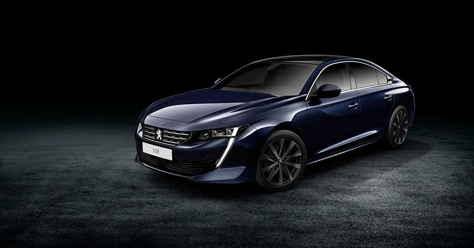 Los 8 rivales del Opel Insignia Grand Sport - Peugeot 508