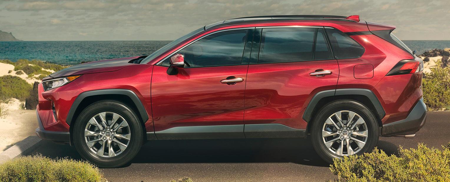 Toyota RAV4 2019 lateral