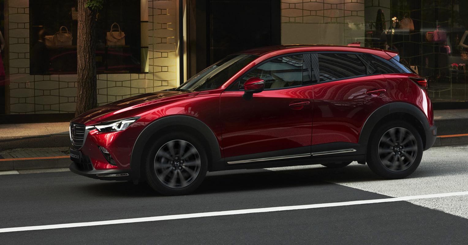 Mazda CX3 coches crossover