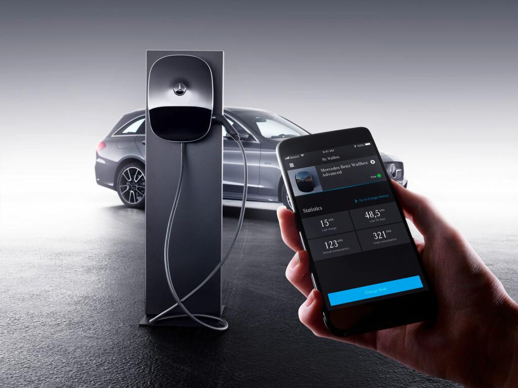 Mercedes-Benz Smartphone