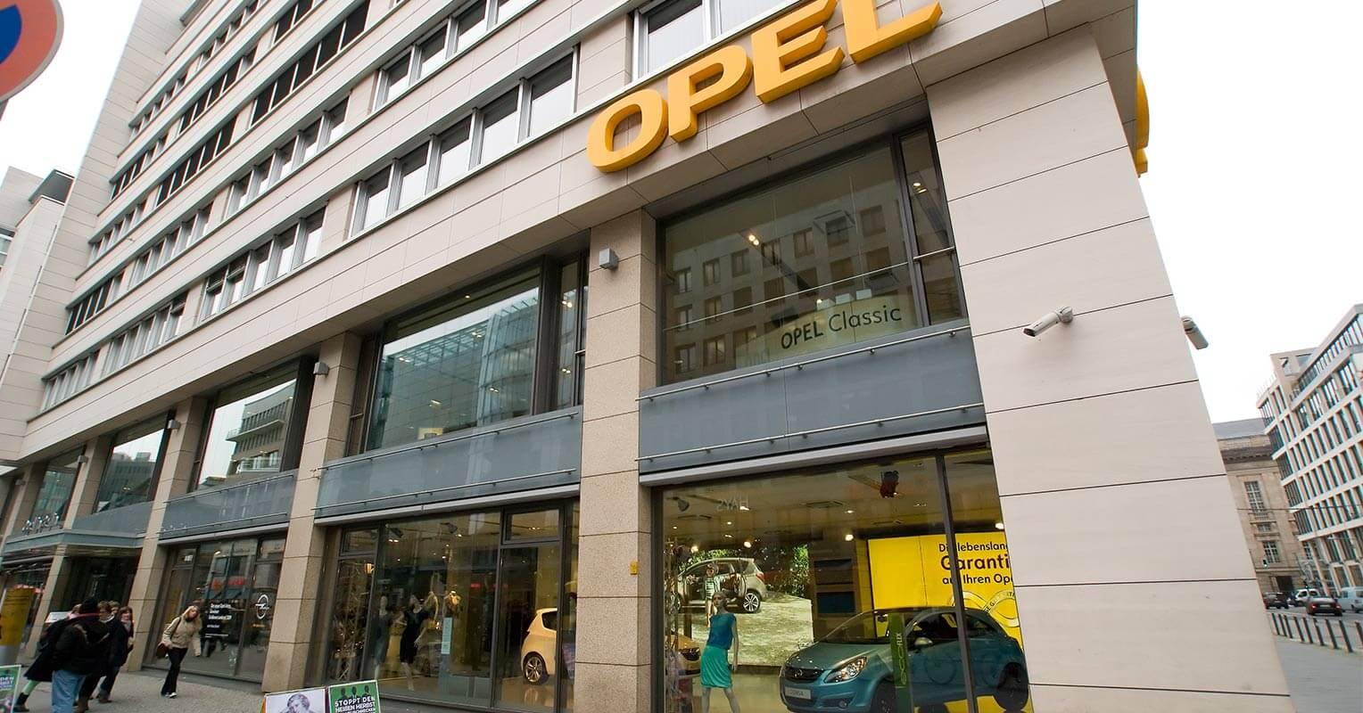 Opel Concesionario