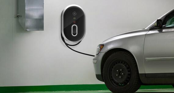 coche eléctrico puntos de recarga