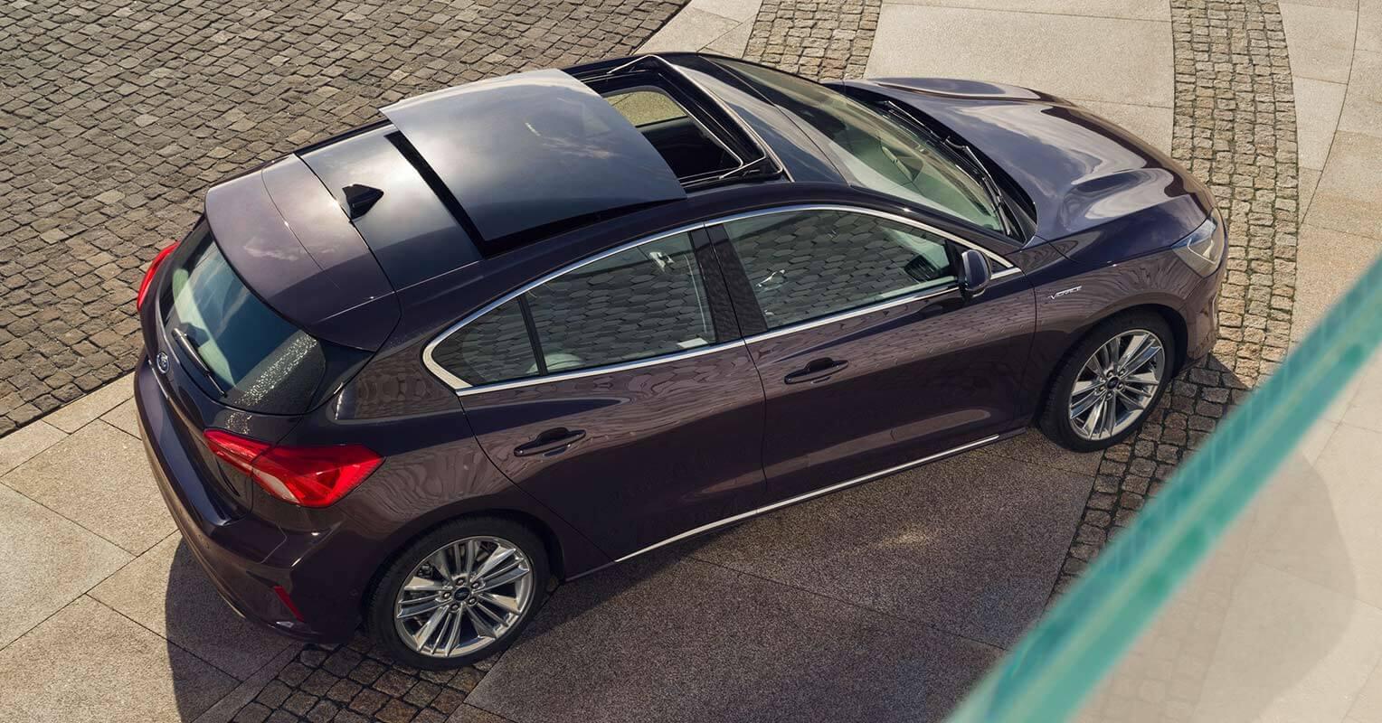 Ford Focus 2019 vignale