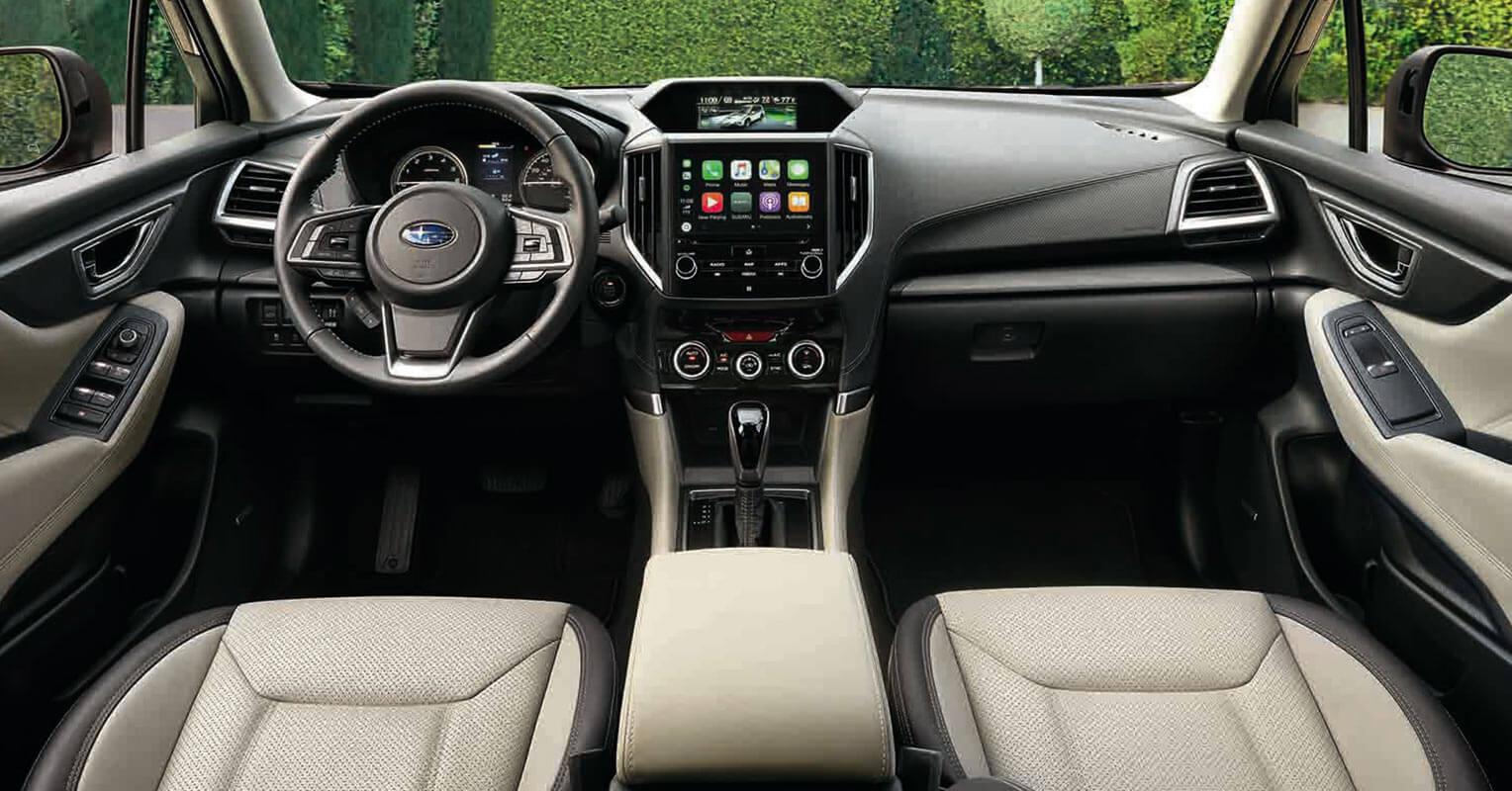 Subaru Forester 2019 2