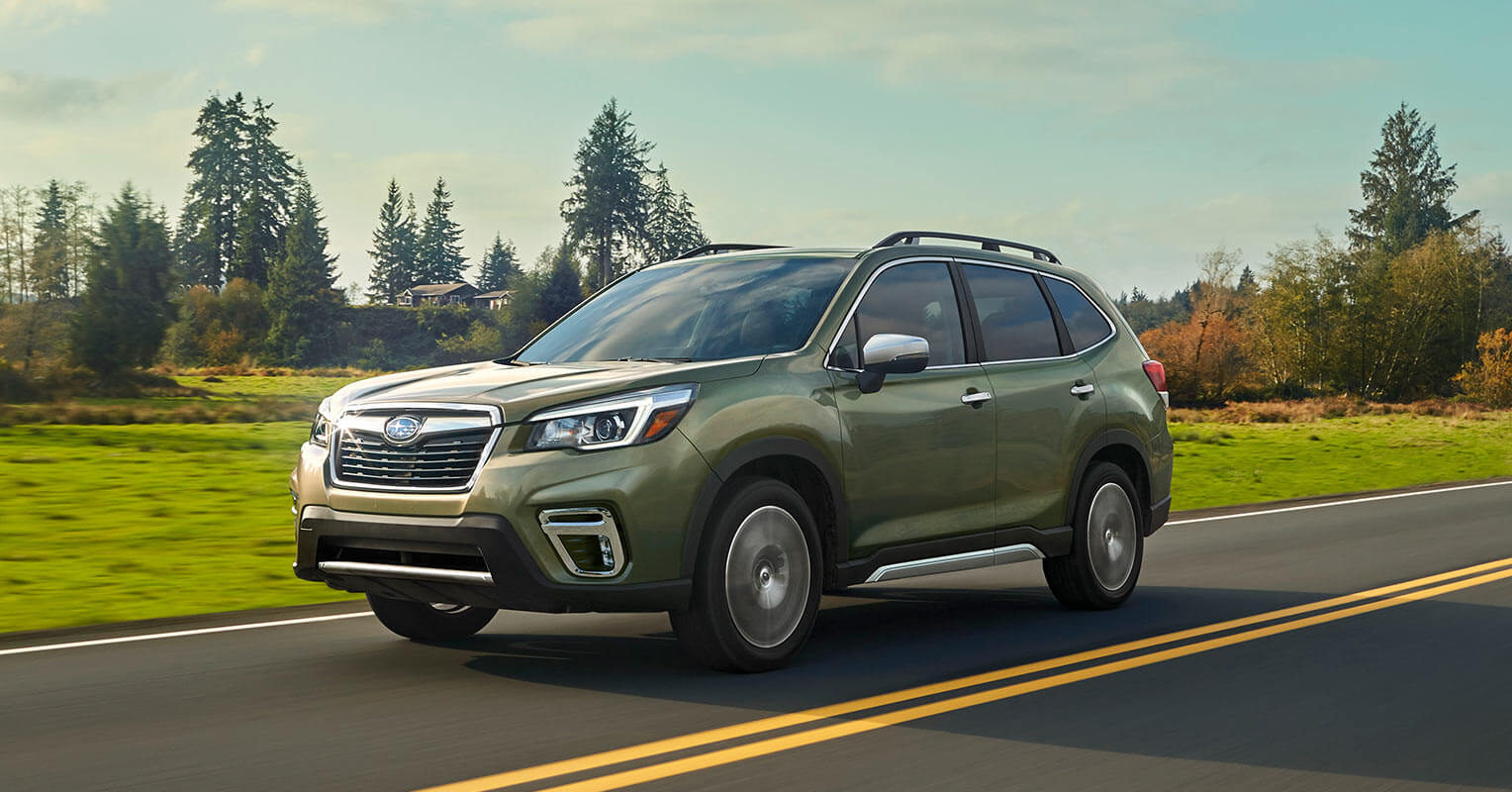 Subaru Forester 2019 1