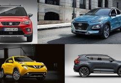 Los SUV pequeños más interesantes del mercado