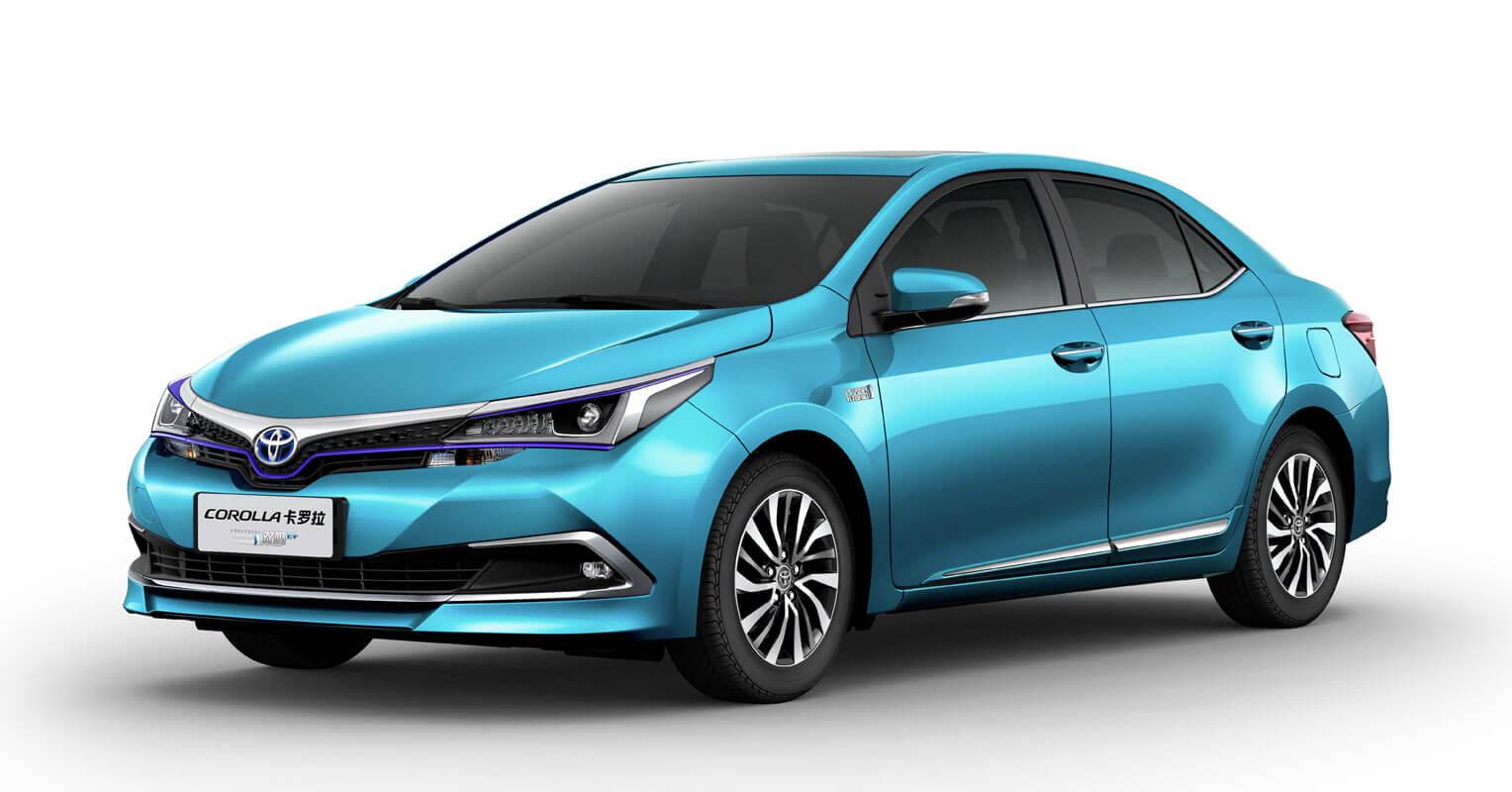 Toyota Corolla híbrido enchufable