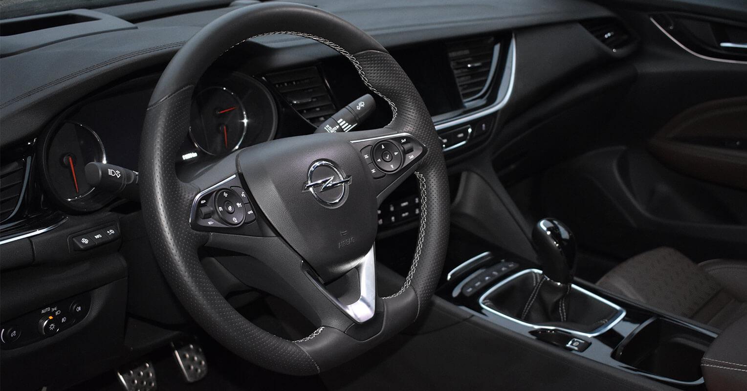 Interior del Opel Insignia Grand Sport 2018