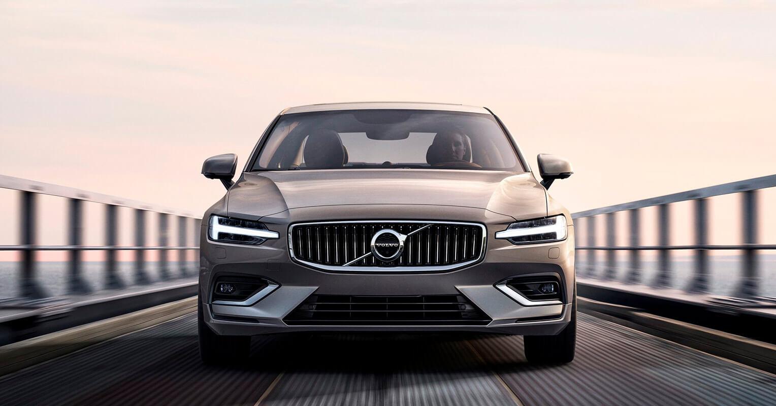 Volvo S60 2019 morro