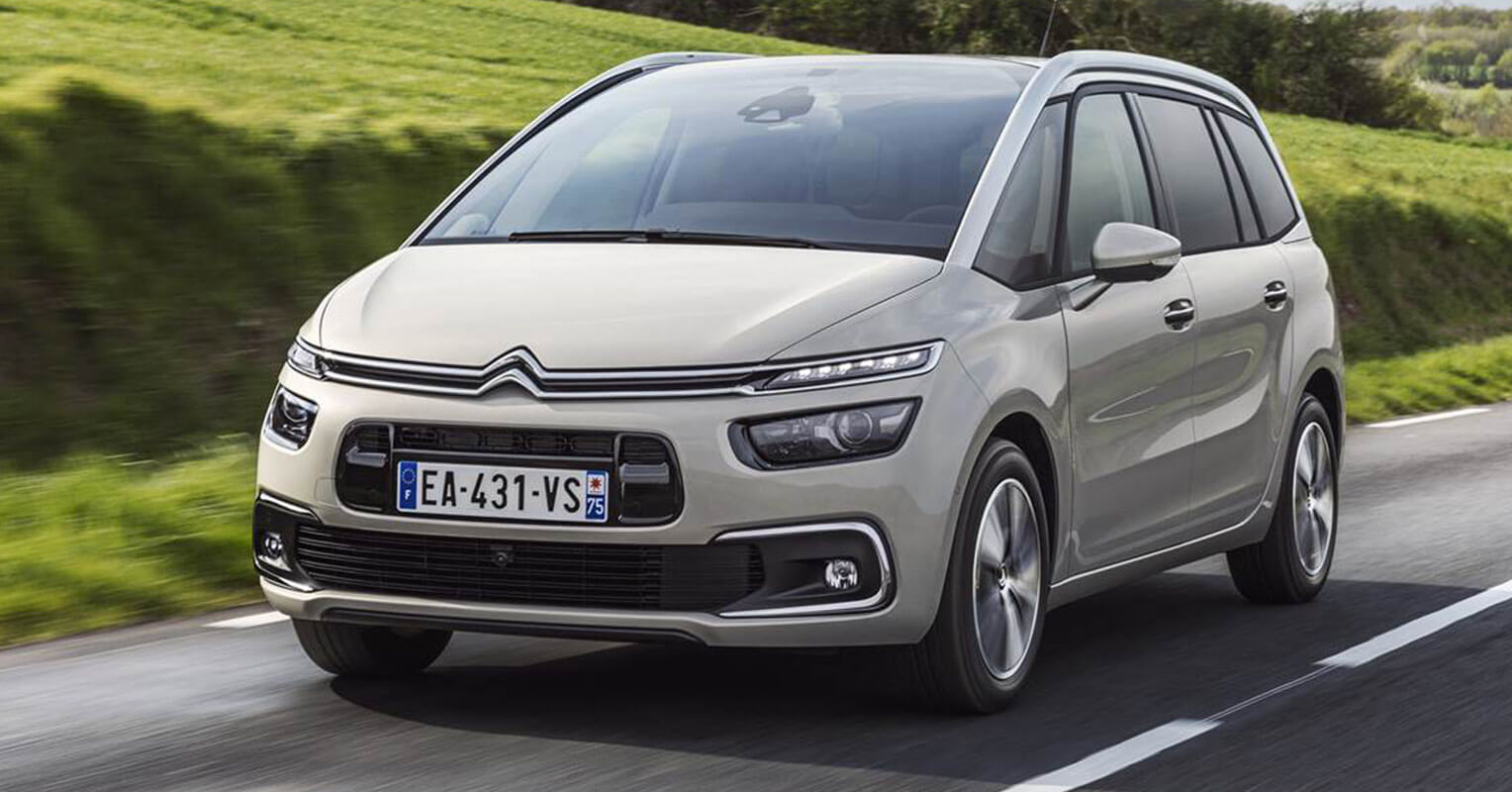 Citroën Grand C4 Picasso 2018