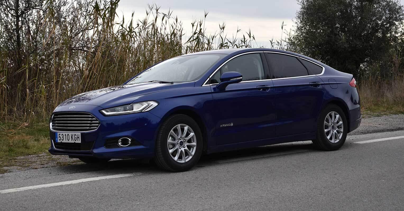 Ford Mondeo híbrido 2018