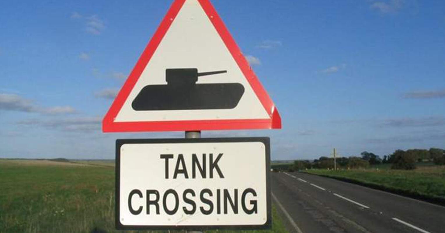 Las señales de trafico más raras del mundo