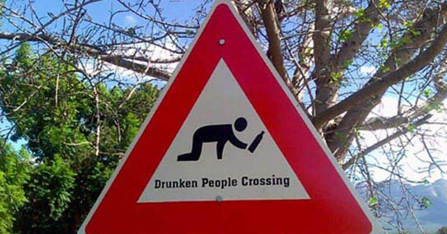 Las señales de tráfico más raras del mundo