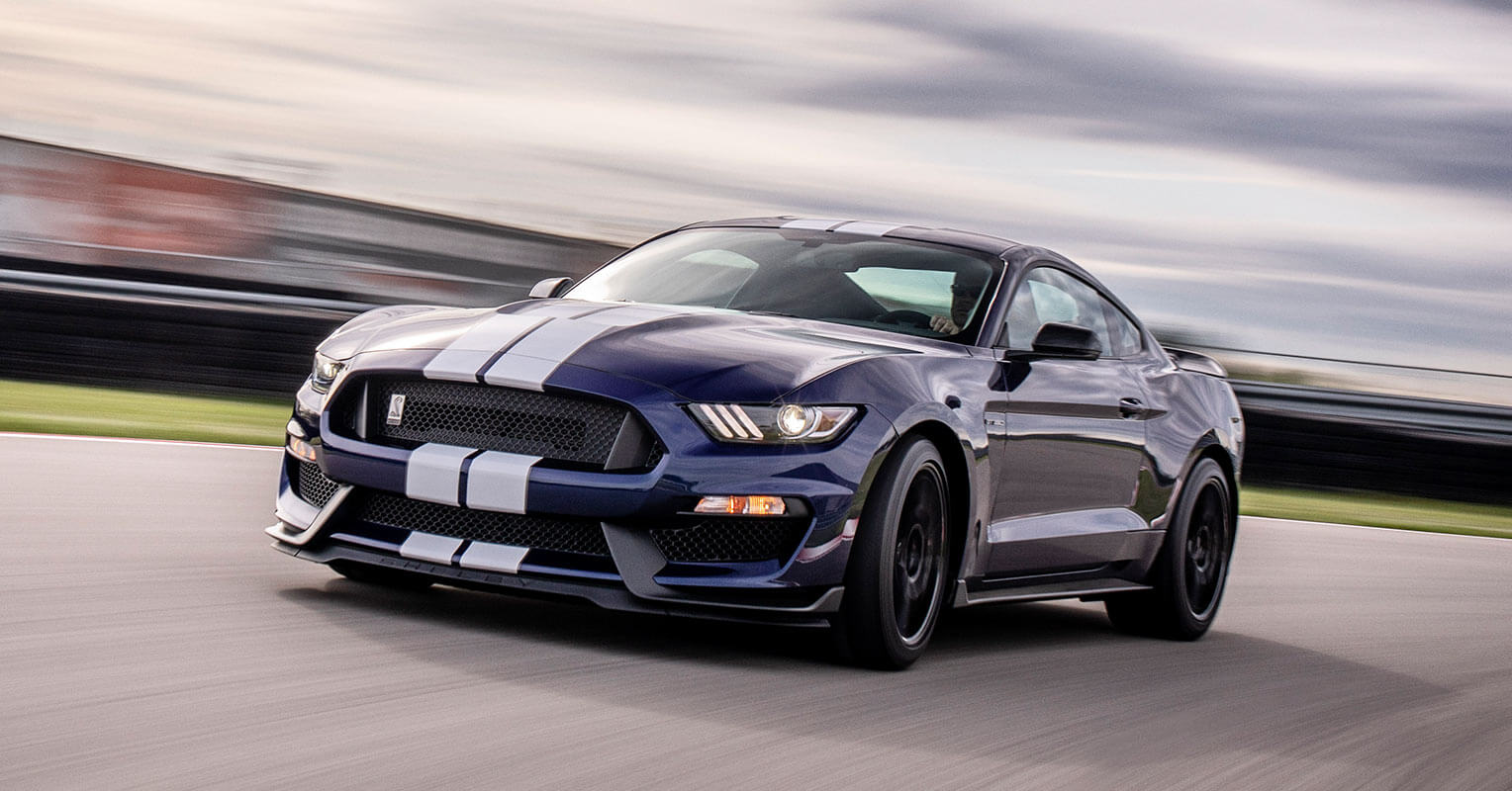 Ford Mustang Shelby GT350 2019 frontal