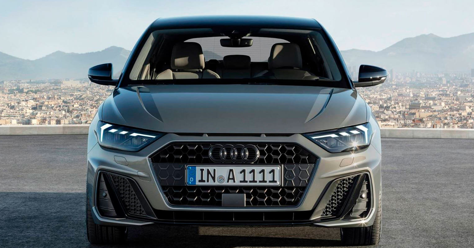 Audi A1 2019 capo