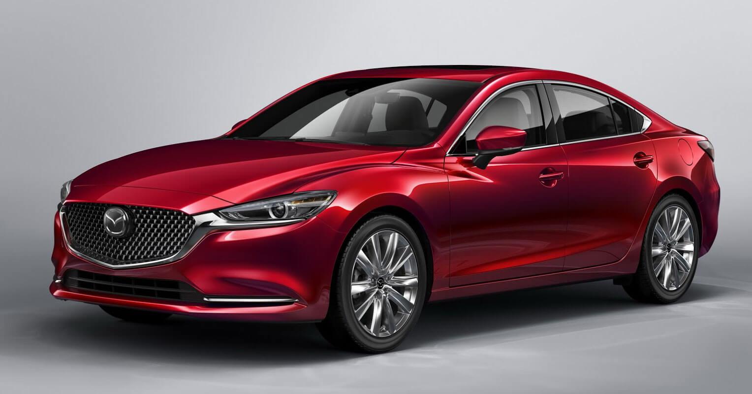Los 8 rivales del Opel Insignia Grand Sport - Mazda 6