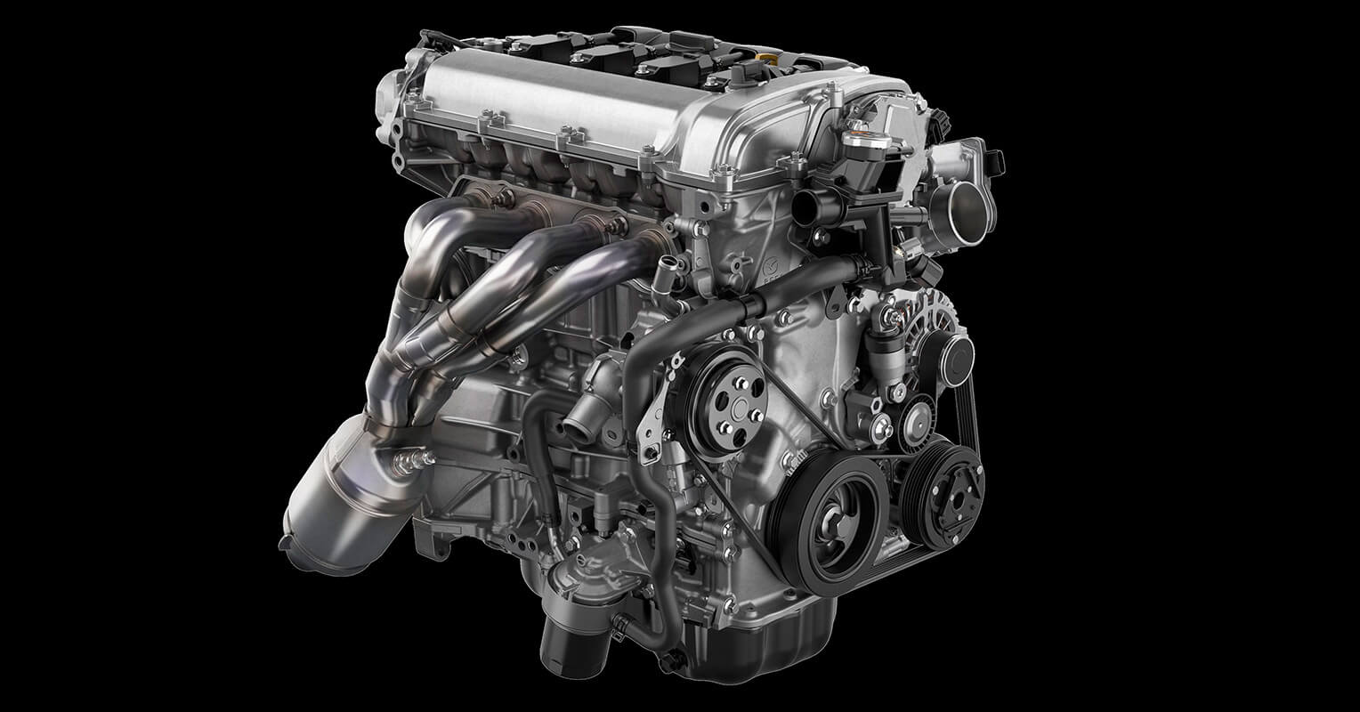 Mazda MX-5 2019 motor