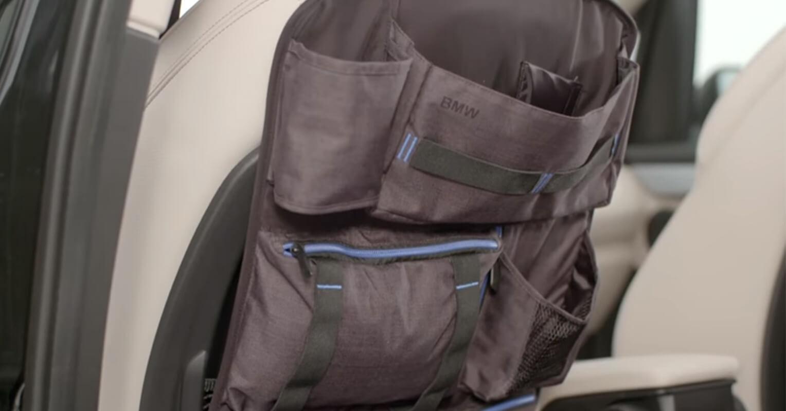 Accesorios BMW bolsa de asiento