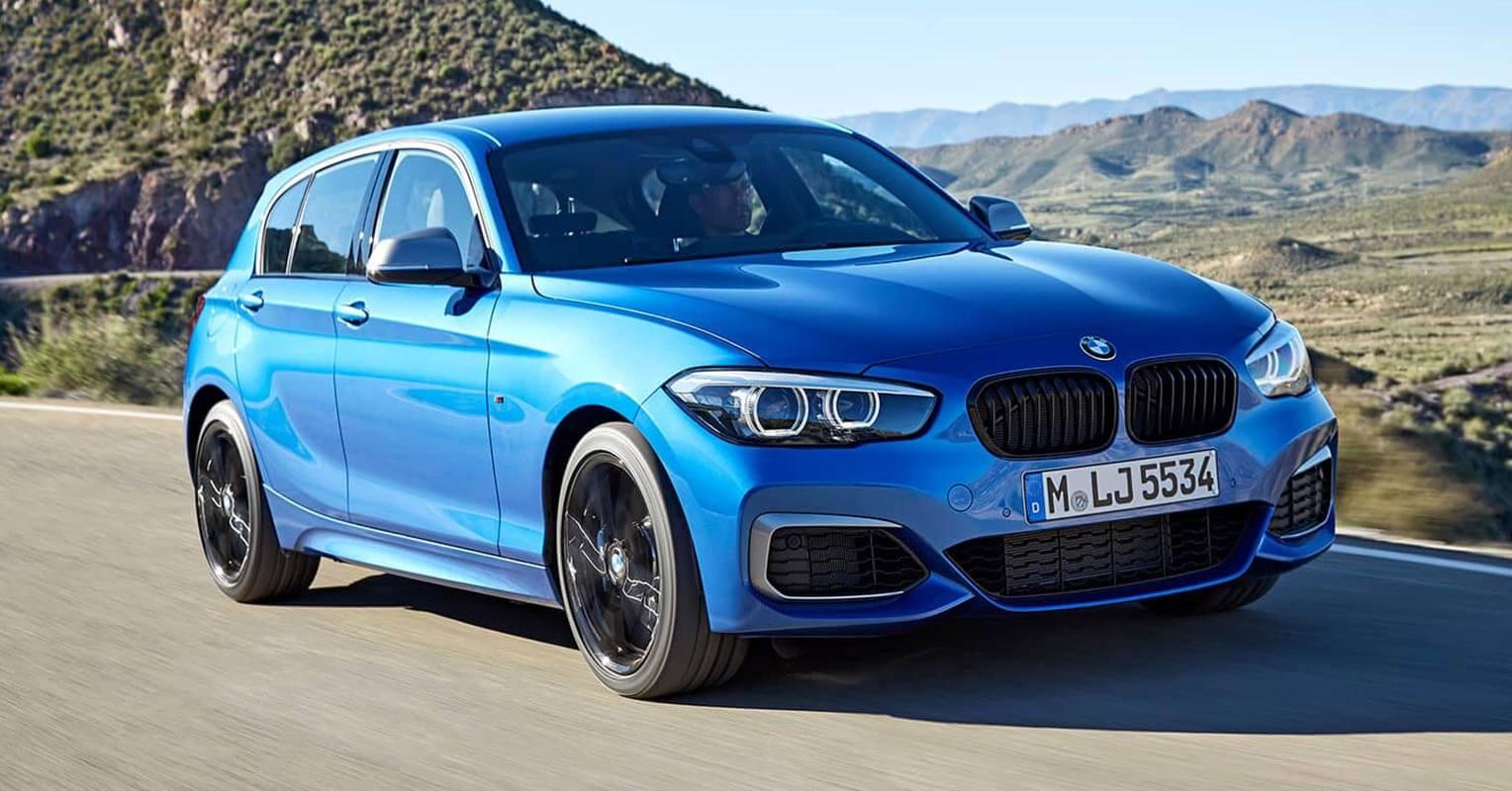 BMW Serie 1 2018
