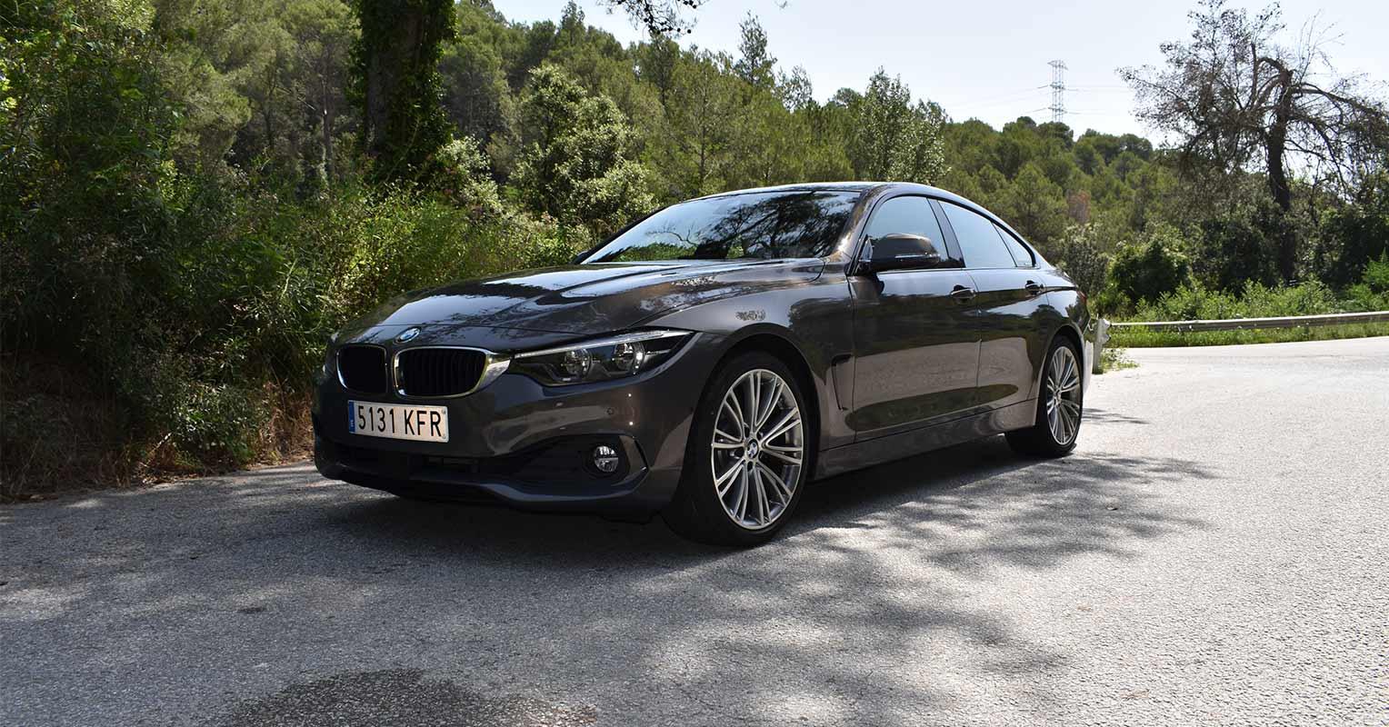 BMW Serie 4 Granc Coupé