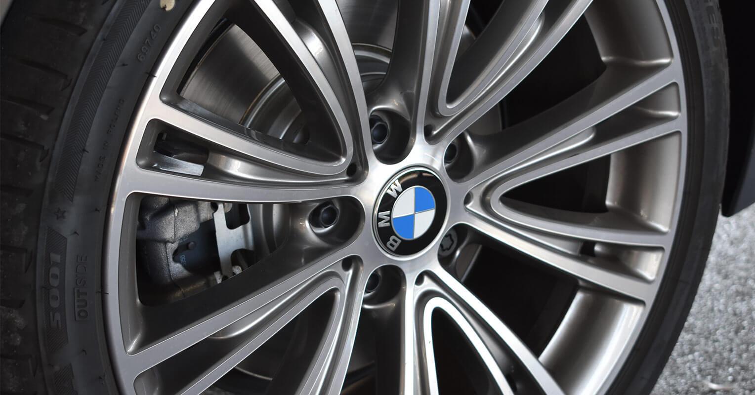 Llantas de aleación del BMW Serie 4 Gran Coupé