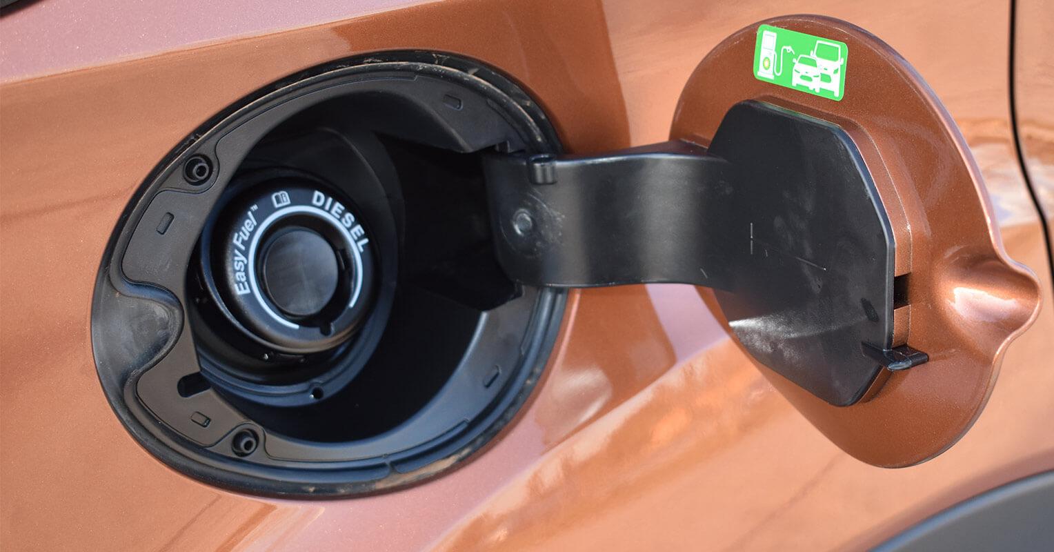 Tapa de combustible Ford Kuga 2018