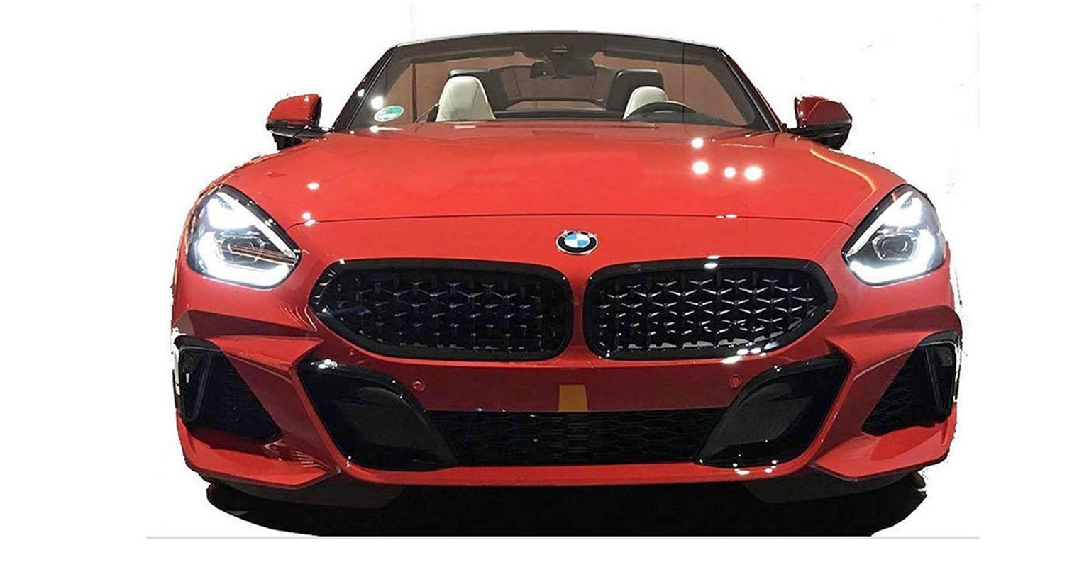 BMW Z4 2019 filtrado