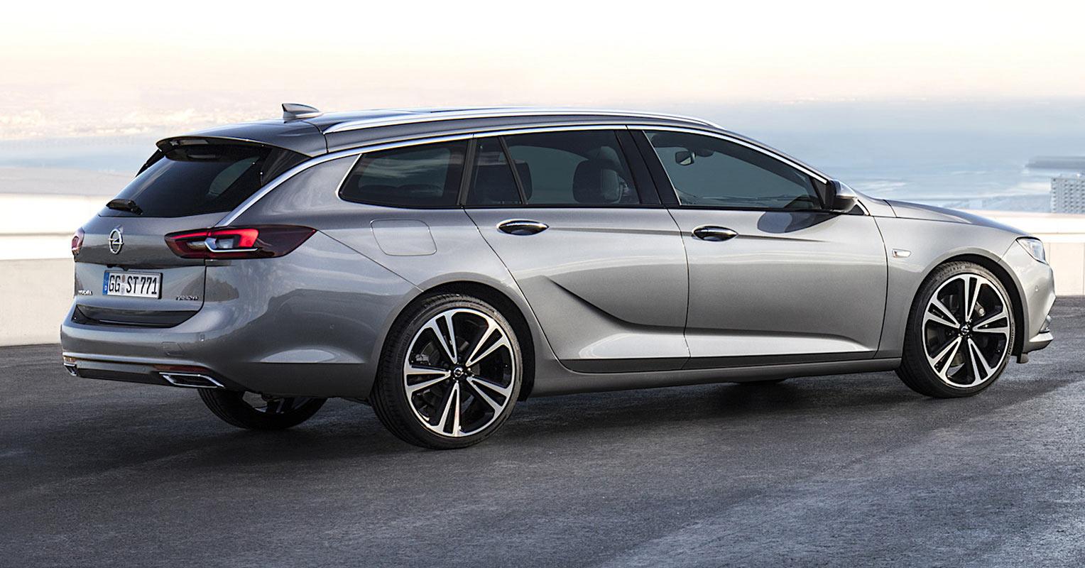 Opel Insignia Grand Sport Tourer 2018