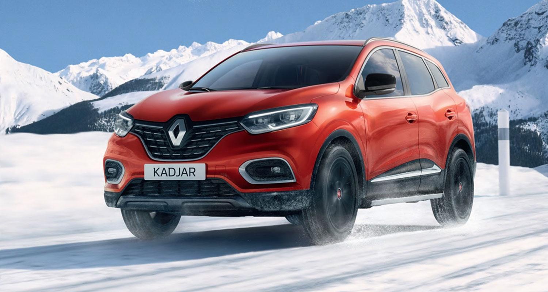 Renault Kadjar, motore diesel 1.7 Blue dCi anche 4x4 ...