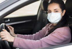 ¿Es obligatorio utilizar mascarilla en el coche?