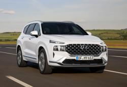 Hyundai Santa Fe 2020: características y precios