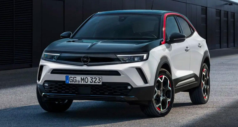Opel Mokka 2021: características, lanzamiento y precios ...