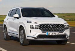 Hyundai Santa Fe 2021: características y precios