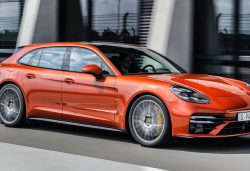Porsche Panamera 2021: características y precios