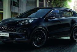 Kia Sportage Black Edition: características y precios