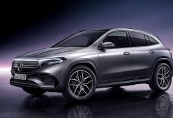 Mercedes EQA 2021: características, fecha y precios